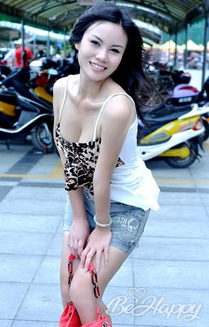 beautiful girl Bangjie