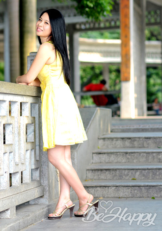 beautiful girl Qin