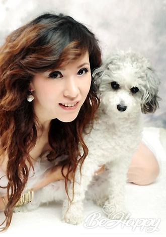 beautiful girl Tianhong