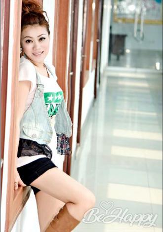 beautiful girl Chunxia