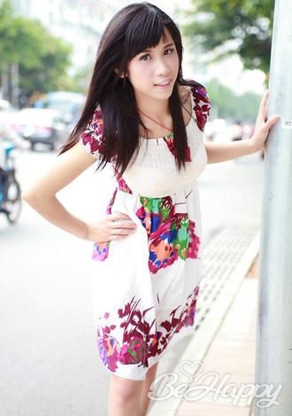beautiful girl Yan