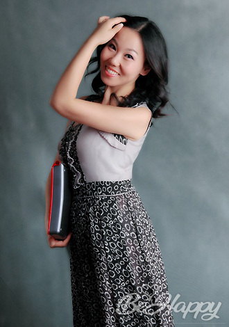 beautiful girl Hairong