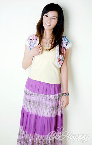 beautiful girl Zhong