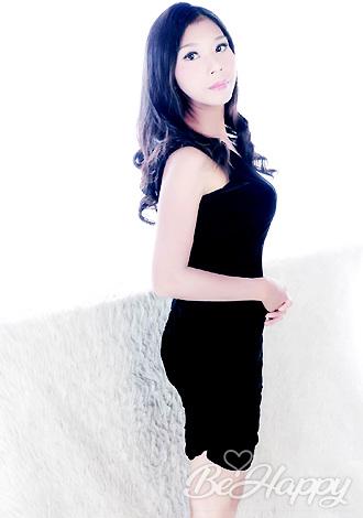 beautiful girl Weiqing