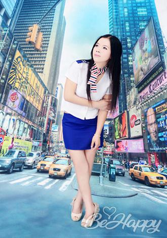 beautiful girl Yufen