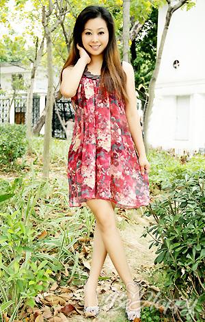 beautiful girl Yue (Maggie)