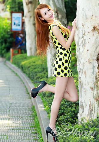 beautiful girl Jiajia