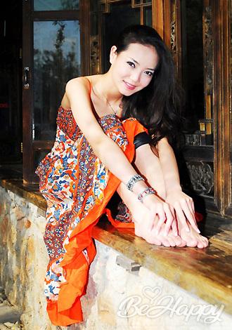 beautiful girl Weiwei
