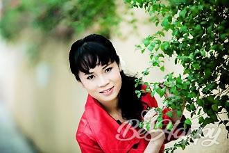 beautiful girl Shuwen