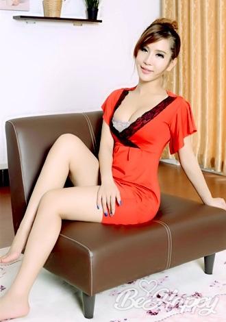 beautiful girl Xiangfang (Victoria)