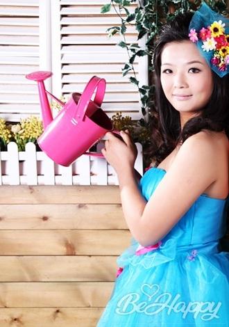 beautiful girl Bingzhen