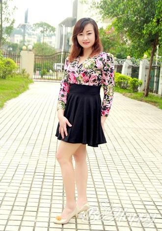 beautiful girl Jiangping
