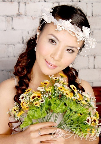 beautiful girl Qiuhua