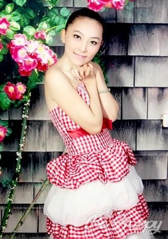 beautiful girl Xuejuan