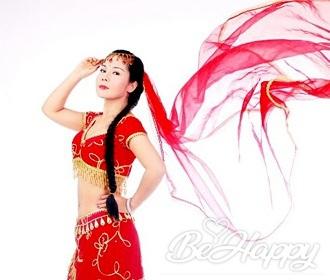 beautiful girl Dongxia