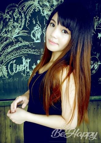 beautiful girl Yexin (Bella)