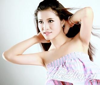 beautiful girl Xiaozhen (Jenny)