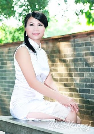 beautiful girl Meirong