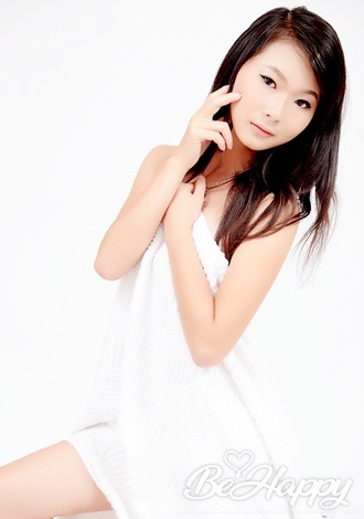 beautiful girl Jingjing (Christine)