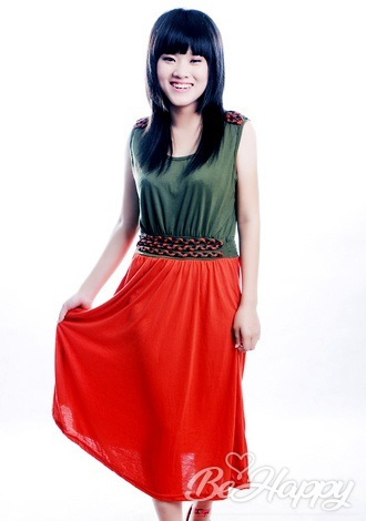 beautiful girl Kangjiao (Janice)