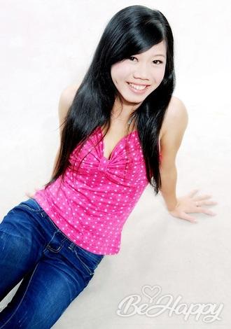 beautiful girl Meihao (Elaine)