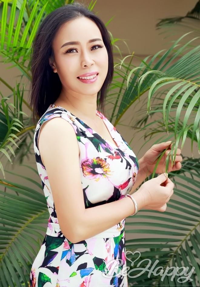 beautiful girl Mingfeng (Fiona)