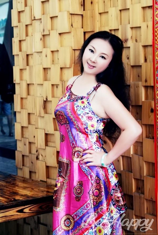 beautiful girl Ling (Sophiya)
