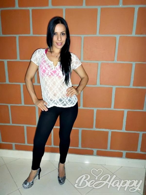 beautiful girl Alejandra