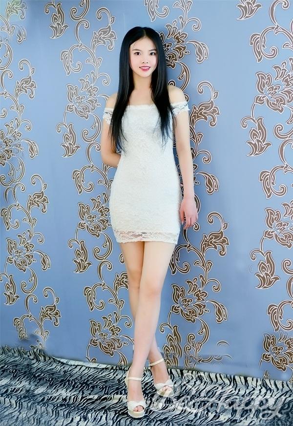 beautiful girl Liying (Lily)
