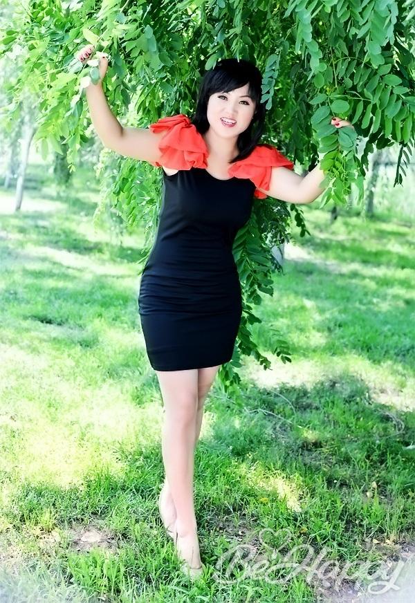 beautiful girl Chunmei (Linda)