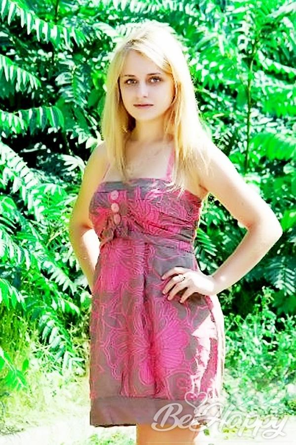 beautiful girl Yuliya