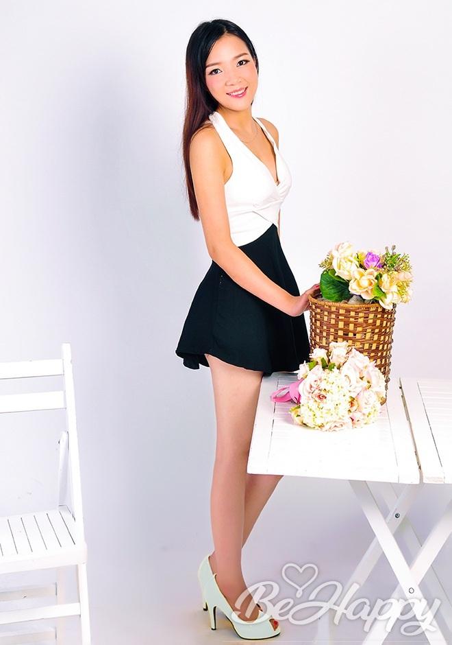beautiful girl Weiwen (Vivi)