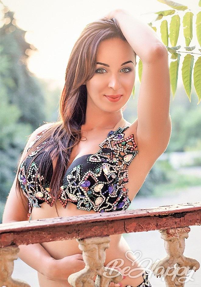 beautiful girl Antonina