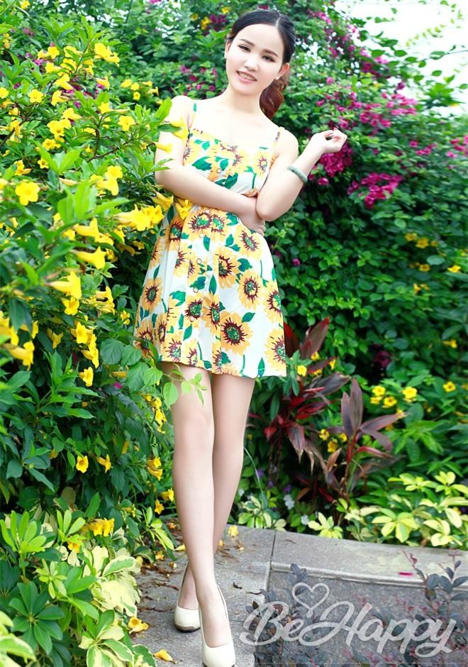 beautiful girl Manfei