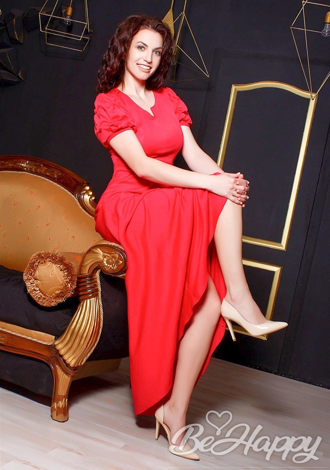 beautiful girl Ekateryna