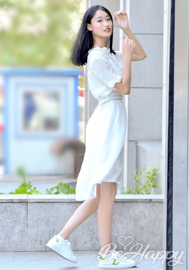 beautiful girl Weinan