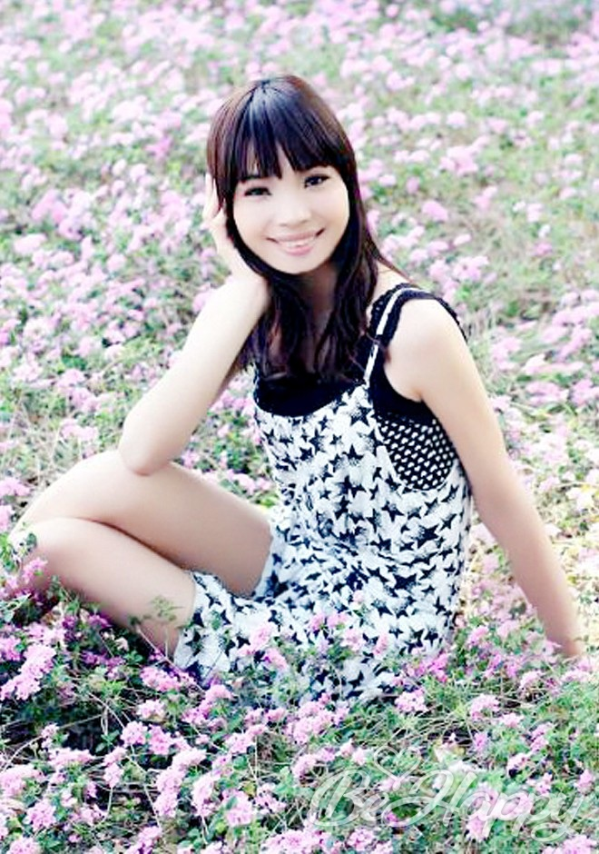 beautiful girl Xiaoyan