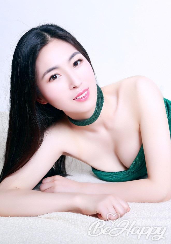beautiful girl Xiaohong