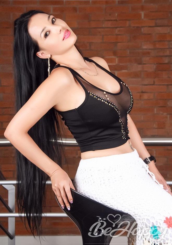 beautiful girl Sandra Milena