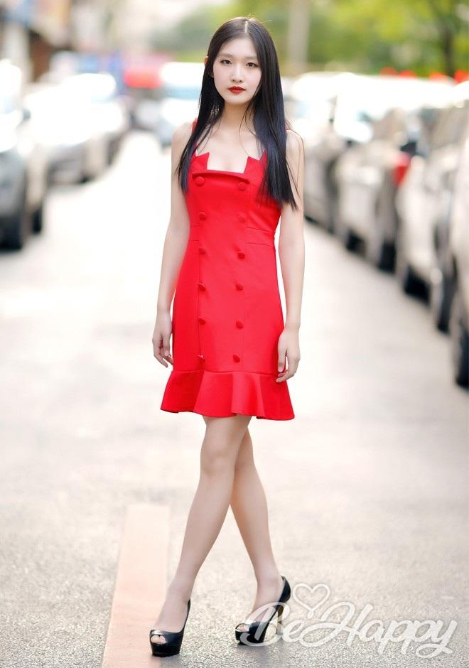 beautiful girl Jiao