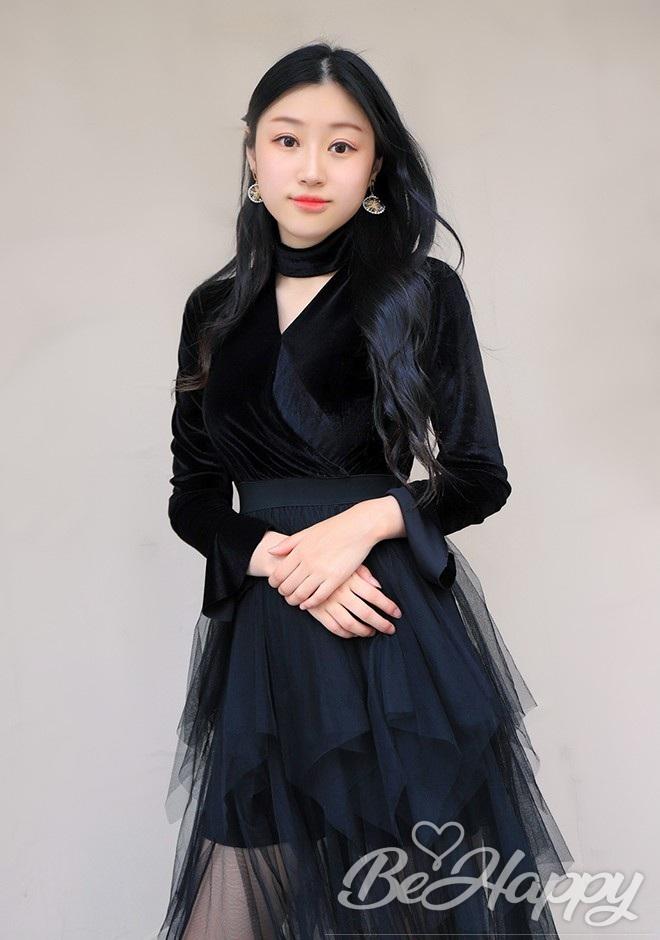 beautiful girl Xiaohan (Linda)