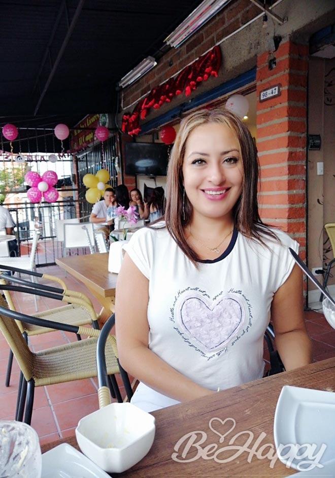 beautiful girl Lina Patricia