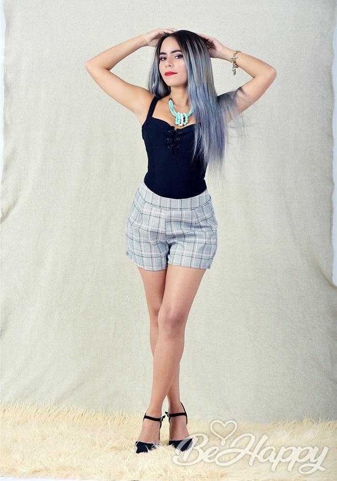 beautiful girl Yulis Patricia