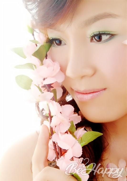 beautiful girl Wenhui