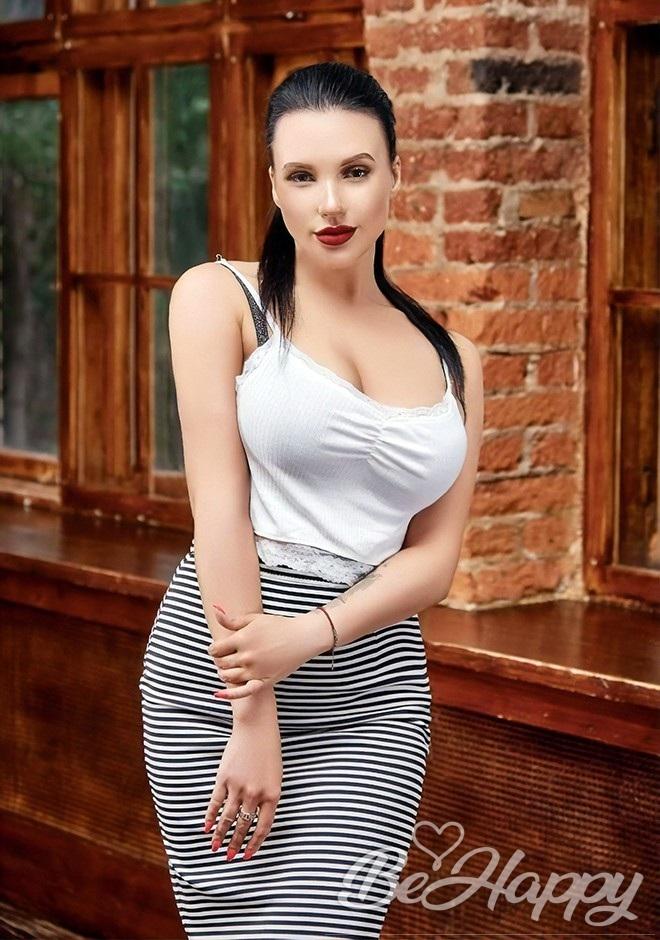 beautiful girl Evgenia