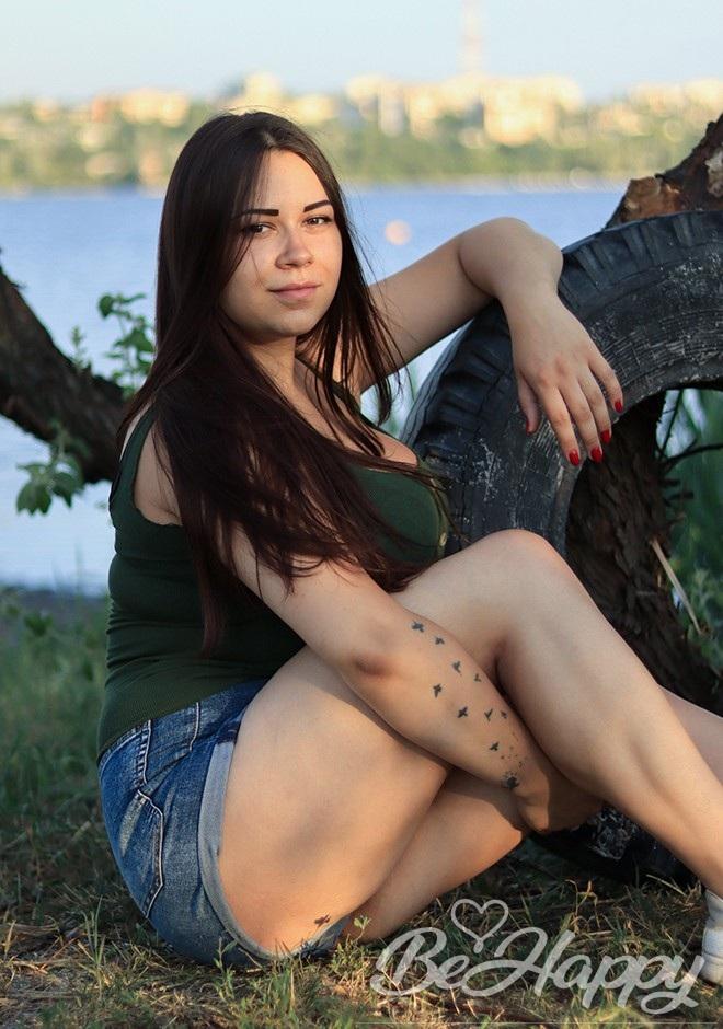 beautiful girl Yanina