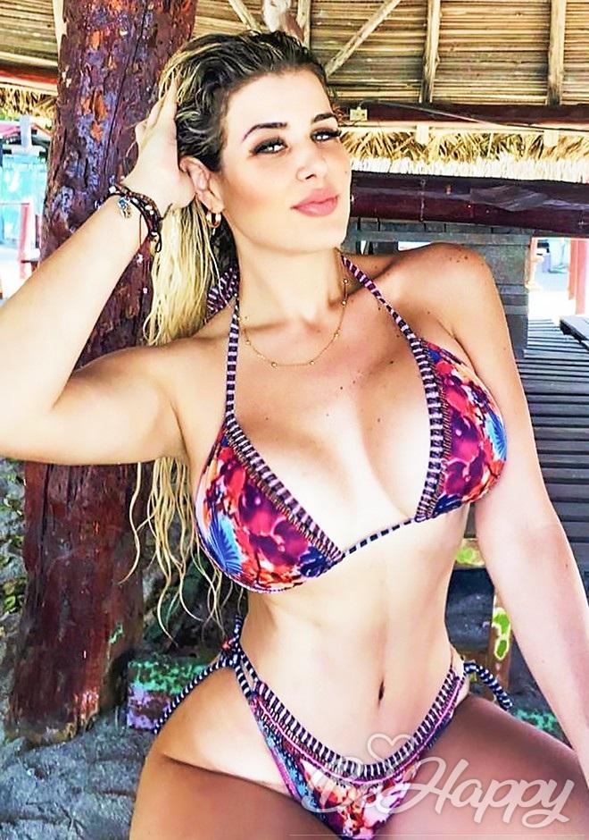 beautiful girl Andrea Valentina