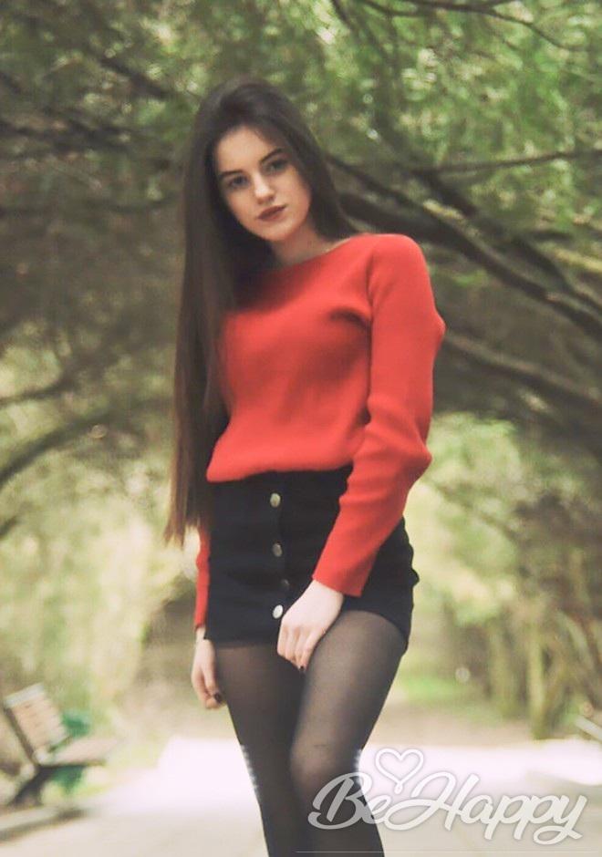 beautiful girl Evelina