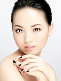 Asian woman Qi from Yulin, China