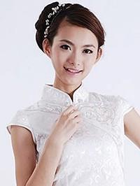Asian woman Shan from Wuzhou, China